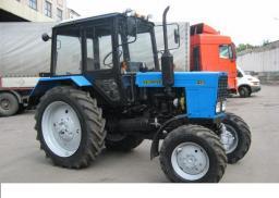Ремонт КПП трактора МТЗ-82.1