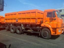 Сельхозный самосвал КамАЗ-45144-6091-19 без мочевины (двигатель Евро-4)