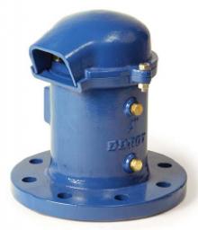 Воздушный клапан DN100 PN16, автоматический, DAV-MS-KA, DOROT (Израиль)