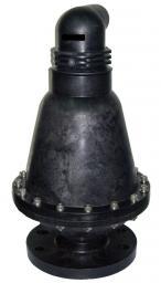 Комбинированный воздушный клапан (для канализации) AV-701-S DN50 PN16