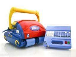 Робот для чистки бассейна AquaTron Viva