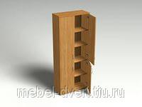 Шкаф 5 секции узкий 61(62)50
