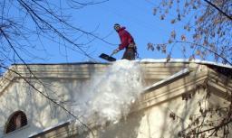 Уборка снега и вывоз снега в Новосибирске