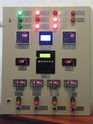 Комплект автоматики котла ДЕ-25-14 ГМ (ПЛК110)