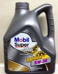 моторное масло Mobil Super 3000 Formula FE 5W30