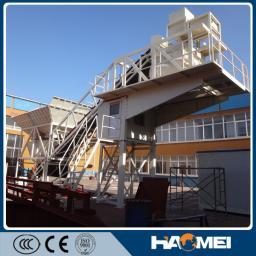 Мобильный бетонный завод – модель YHZS35