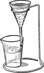 Аппарат для фильтрации раствора