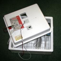 Инкубатор цифровой с автомат.переворотом и резервным питаниием Наседка Плюс