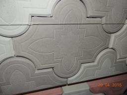 Клевер узорный графит