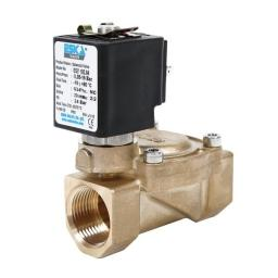 Клапан соленоидный (электромагнитный)