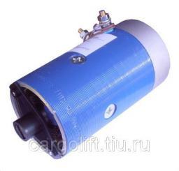 Электродвигатель 12 В.   0,8 кВт   Dautel
