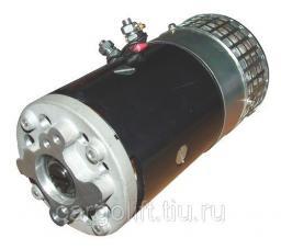 Электродвигатель 12 В.   3,0 кВт   Zepro