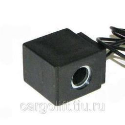 Катушка электромагнитная 24 В. Ø 13x39 мм.Кабель: 30 см.  Zepro