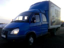 2011г Фургон промтоварный Газель 2834NF 120лс. 1 тонна