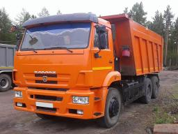 Продам Камаз 6520 22 тонны, 20 м3 объем кузова