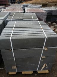 Бордюрный камень БР50х20х8(кр)