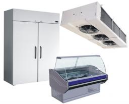 Ремонт промышленных и бытовых холодильников.