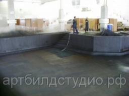 Обмазочная гидроизоляция подвала резервуара колодца бассейна фундамента в Москве и Московской обл.