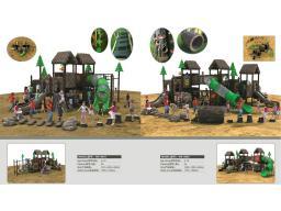 Детская площадка ,Развлекательные аттракционы детские WS-030A 2350302