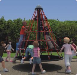 Детская игровая площадка WS-144B 2350307