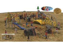 Оборудование игровое для детских площадок WS-103A 2350309