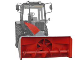 Шнекороторный снегоочиститель СШР-2,0