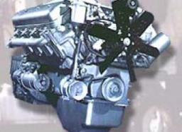Двигатель ЯМЗ-238М2 с консервации
