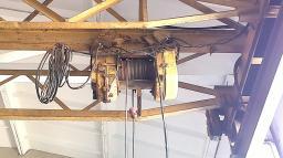 Кран мостовой опорный однобалочный г/п 5,0 тонн