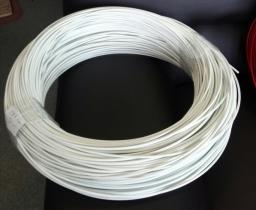 Пруток сварочный ПВХ (поливинилхлорид) Д 4мм белый
