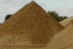 песок речной и карьерный (мытый)