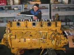 Диагностика и ремонт электростанций