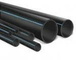 Труба напорная из ПЭ 100 SDR 13,6 -12,5 атм. d 200 мм