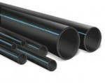 Труба напорная из ПЭ 100 SDR 13,6 -12,5 атм. d 225 мм