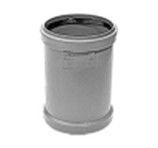 Муфта надвижная 110 (Фитинги ПВХ для канализационных труб)