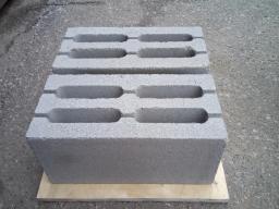 Пескобетонный блок