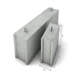 Блок фундаментный ФБС 24.3.6