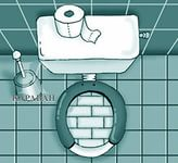 Ограничение водоотведения, блокировка канализации.