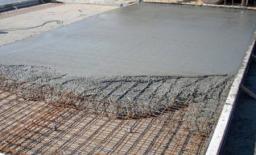 Устройство стяжек цементных