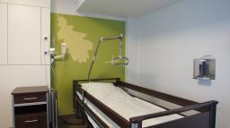 Панели конструкционные защитные для перинатальных центров, панели для отделки родильных домов, комнат матери и ребенка