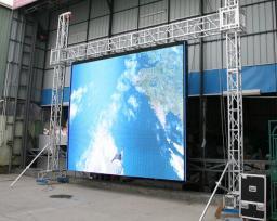 Арендный светодиодный экран Harb R576, P6 12 кв.м