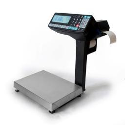 MK-RP-10 фасовочные печатающие весы-регистраторы с отделительной пластиной