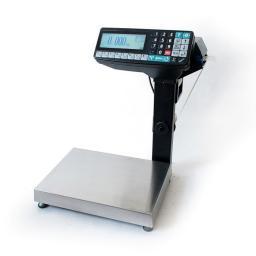 MK-RP-10-1 фасовочные печатающие весы-регистраторы с устройством подмотки ленты