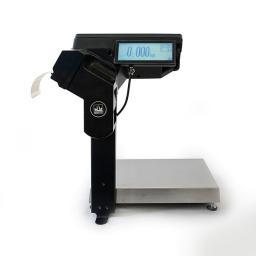 MK-R2P-10 торговые печатающие весы-регистраторы с отделительной пластиной