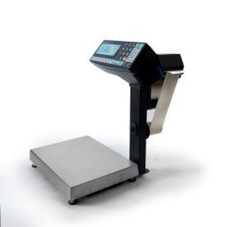 MK-R2P-10-1 торговые печатающие весы-регистраторы с устройством подмотки ленты