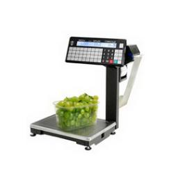 ВПМ-Т1 печатающие торговые весы с устройством подмотки ленты