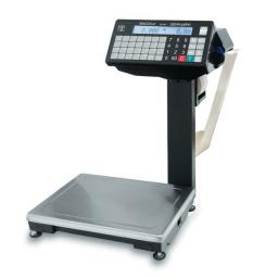 ВПМ-Ф1 печатающие фасовочные весы с устройством подмотки ленты