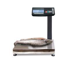 МК-AВ11 настольные весы влагозащищенные с автономным питанием