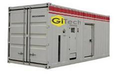 ДГУ контейнерного типа 200 кВт