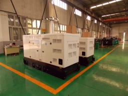 Дизельная электростанция 50 кВт