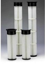 Фильтрующие элементы для силосов цемента, извести, золы, муки и других материалов